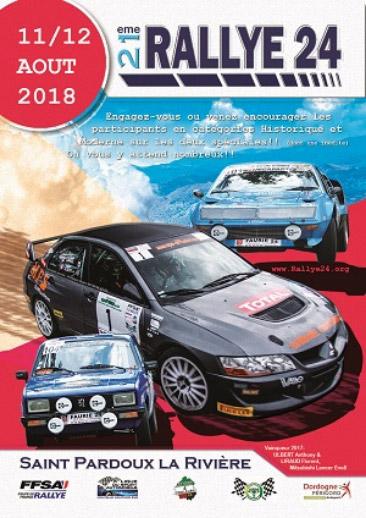 Rallye 24 2018