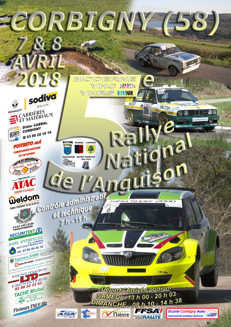 Rallye l'anguison