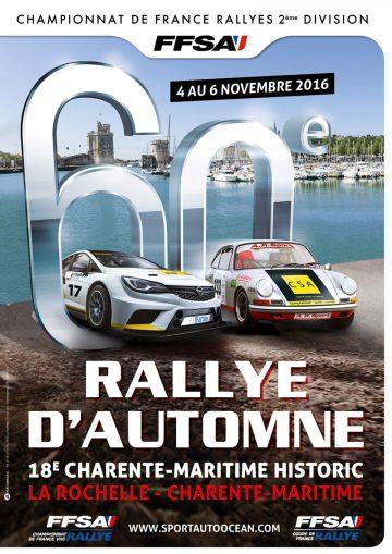 Rallye d'Automne - La Rochelle 2016
