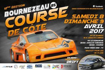 Course de Côte de Bournezeau 2017