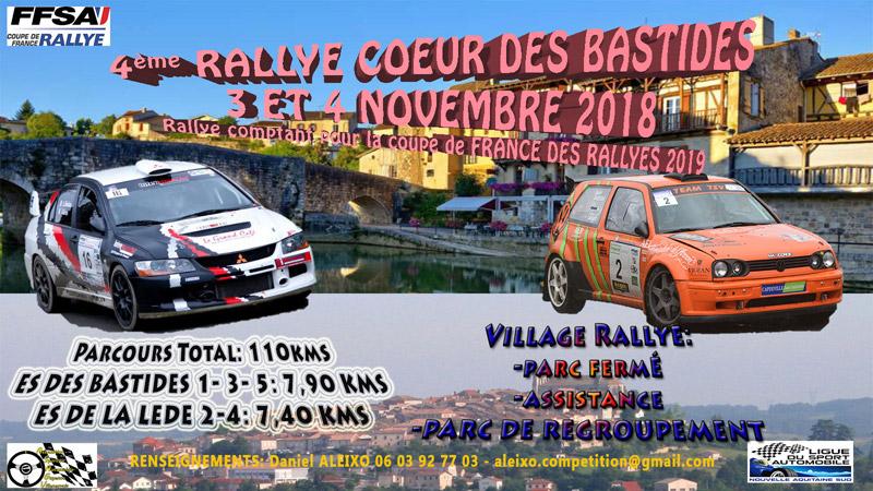 Rallye 4 novembre 2017