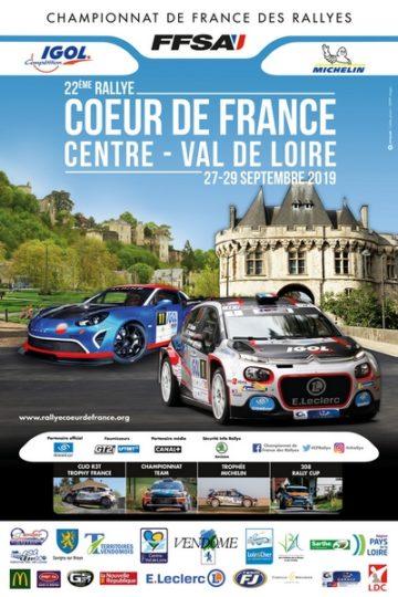 Nacionales de Rallyes Europeos(y no europeos) 2019: Información y novedades - Página 13 Affiche-coefra19-360x540