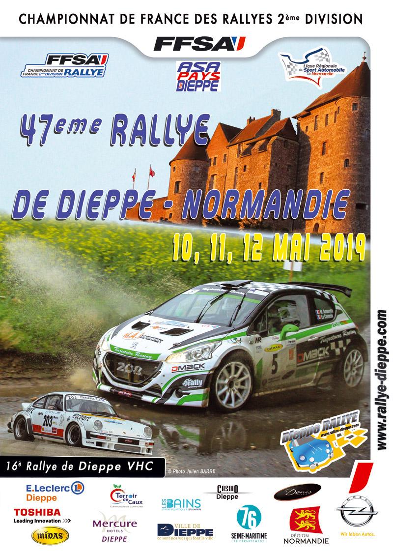 Calendrier Coupe De France Des Rallyes 2020.Rallye De Dieppe 2020 76 Rallyego Com