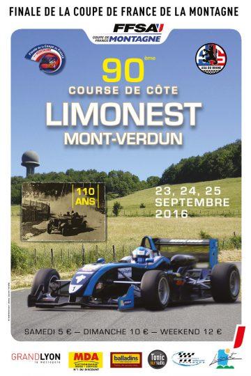 Affiche Finale Coupe de France de la Montagne 2016