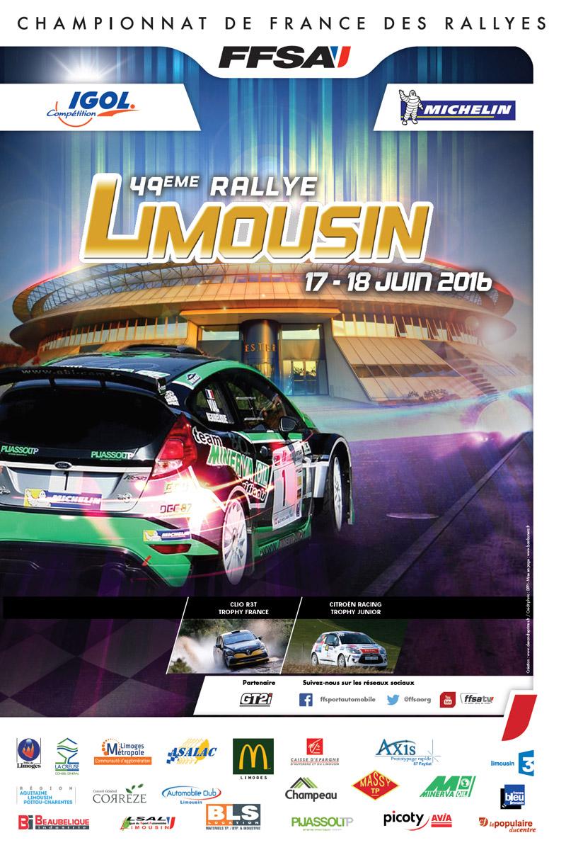 Rallye du limousin 2017 87 - Calendrier coupe de france des rallyes ...