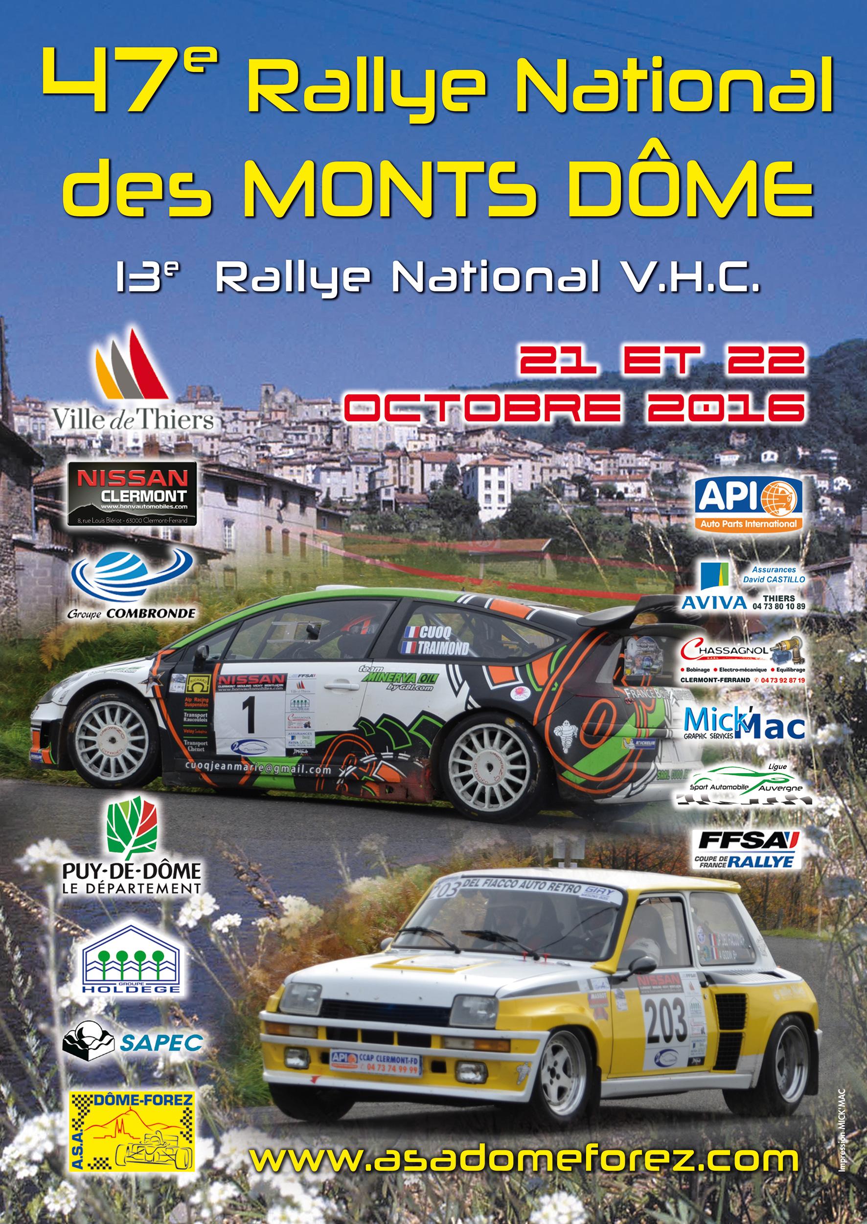 Rallye 63