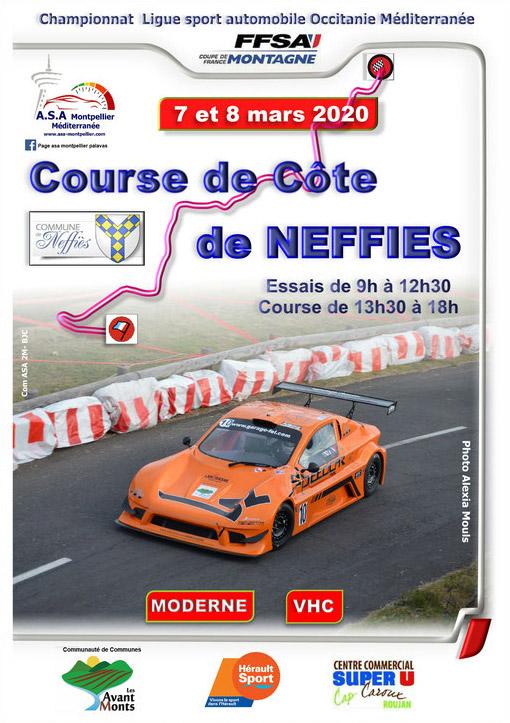Calendrier Course De Cote 2021 Course de Côte de Neffiès 2021 (34) | RALLYEGO.com