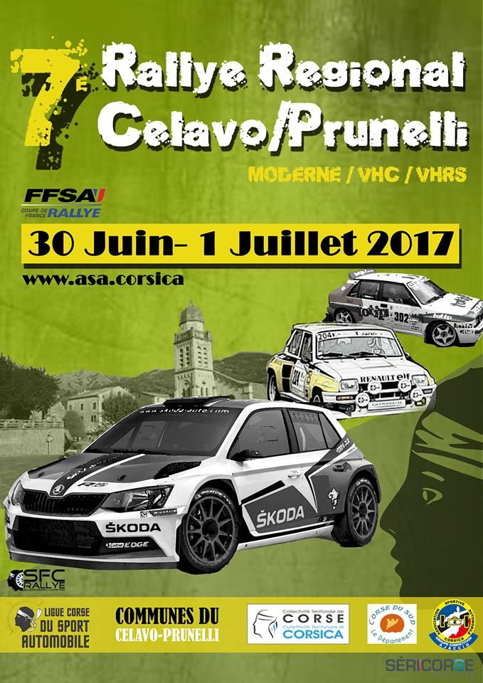 Rallye prunelli 2018