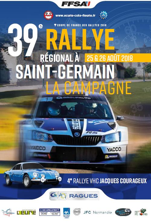 Rallye saint germain la campagne