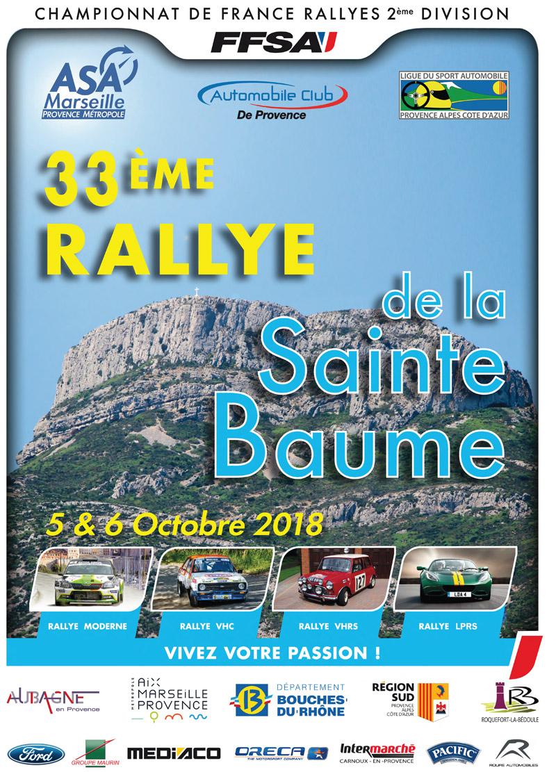 Nacionales de Rallyes Europeos(y no Europeos) 2018: Información y novedades - Página 15 Affiche-saibau18