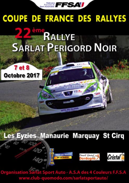 Rallye 07 octobre 2017