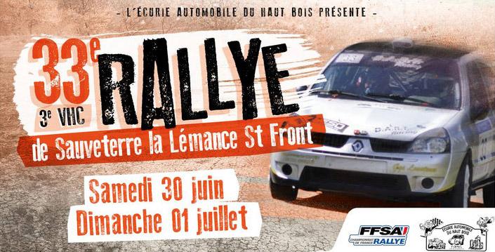 Rallye sauveterre la lemance 2018