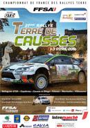 Affiche Rallye Terre des Causses 2016