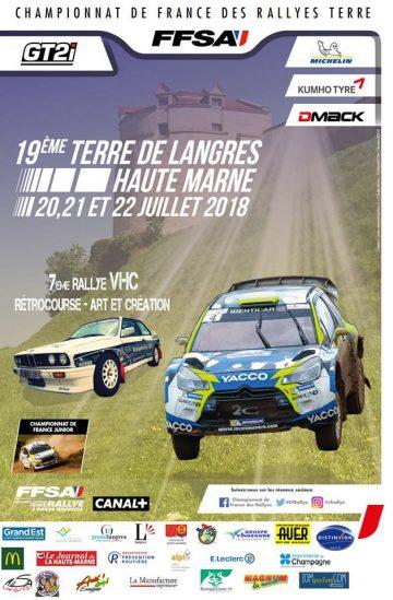 Rallye 974 juillet 2018