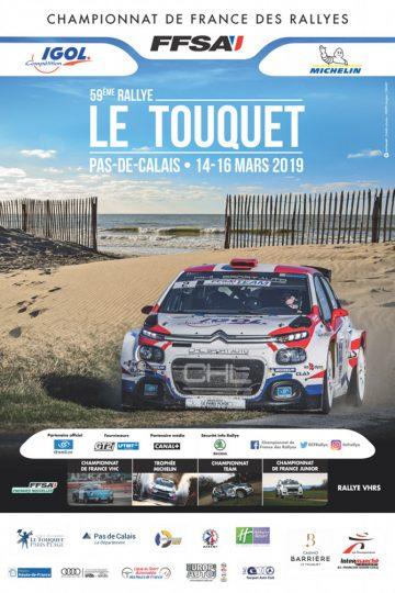 Nacionales de Rallyes Europeos(y no europeos) 2019: Información y novedades - Página 5 Affiche-touque19-360x540