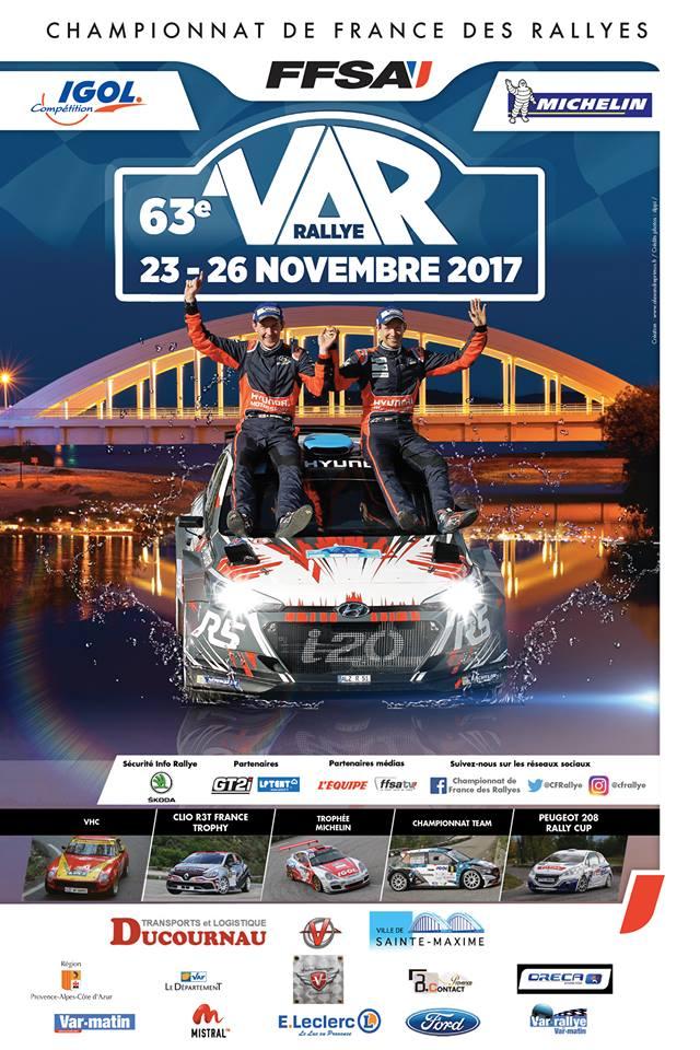 Rallye var 2018