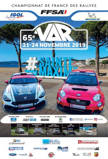 Nacionales de Rallyes Europeos(y no europeos) 2019: Información y novedades - Página 16 Affiche-var19-360x528