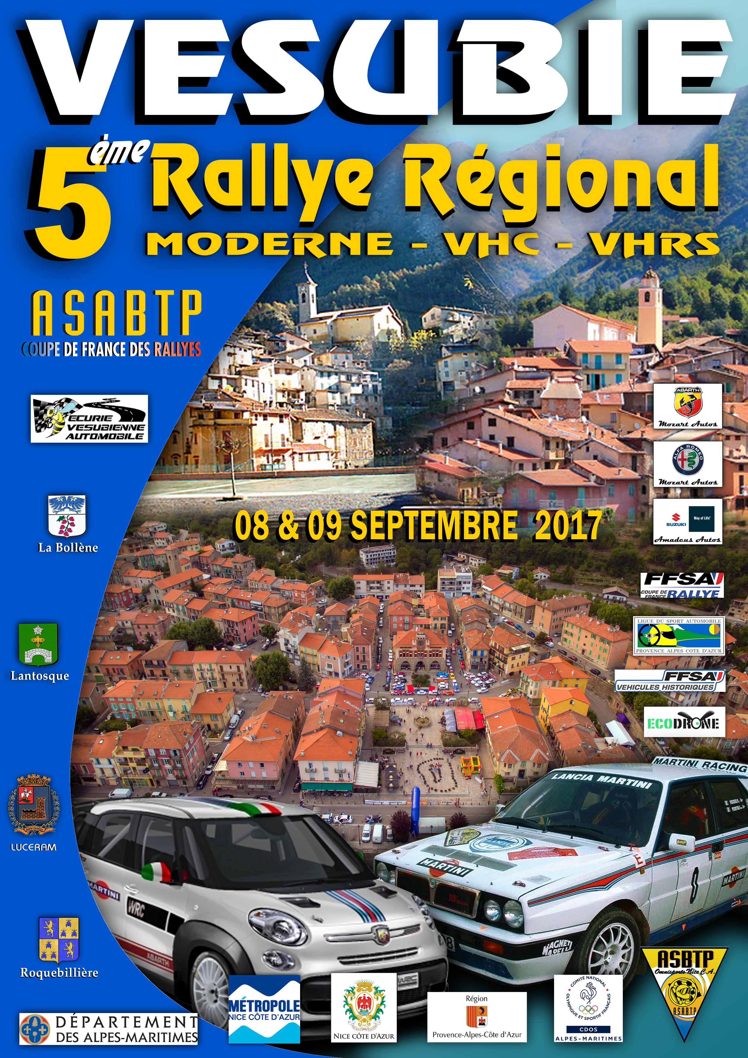 Rallye de la v subie 2018 06 - Calendrier coupe de france des rallyes ...
