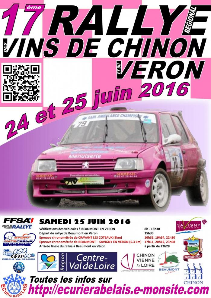 Rallye des vins de chinon et du v ron 2018 37 for Garage alfortville rue veron