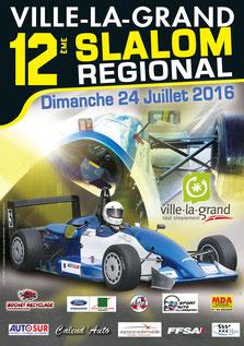 Slalom de Ville-la-Grand 2016