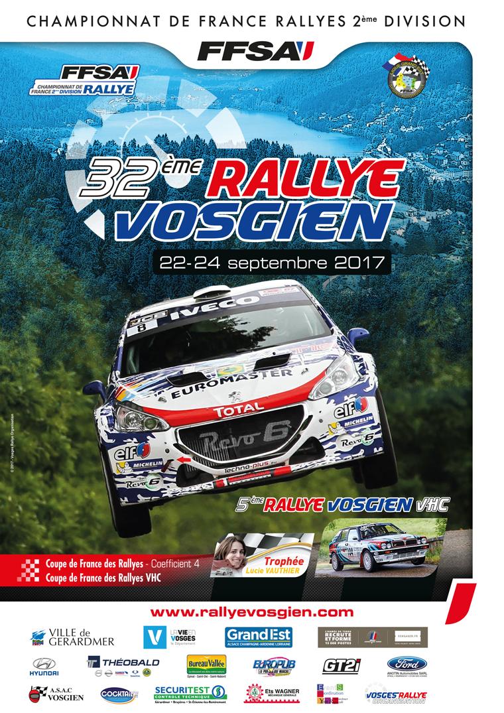 Rallye vosges 2018