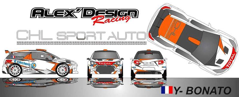 Citroën DS3 R5 - Yoann Bonato - Rallye Monte-Carlo 2016