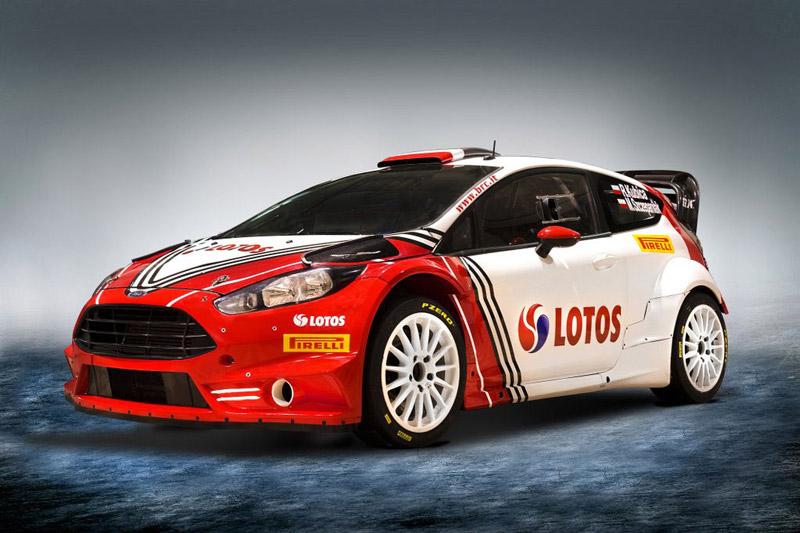 Ford Fiesta WRC - Robert Kubica - Rallye Monte-Carlo 2016