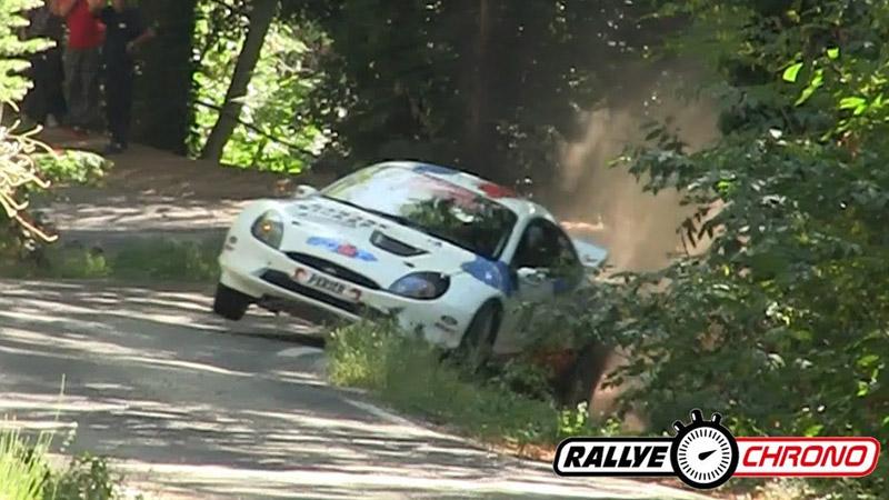 Rallye quarré les tombes 2018