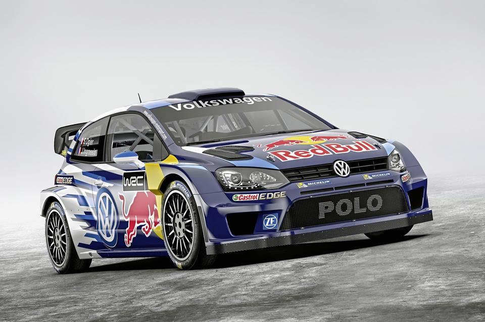 Volkswagen Polo WRC - WRC 2016